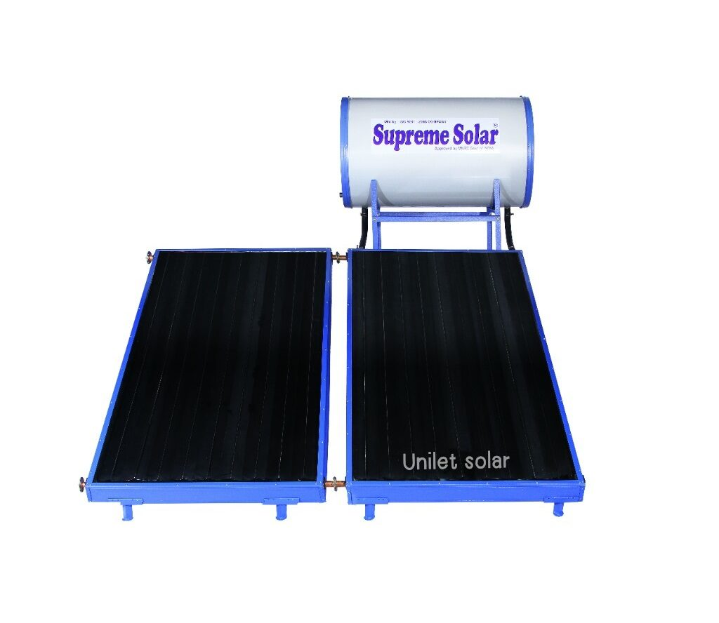 supreme solar water heater FPC Type