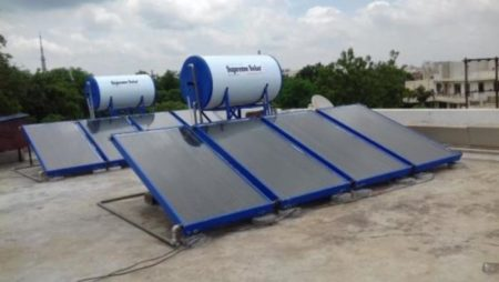 Supreme Solar 500 Ltrs