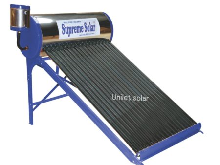 Supreme Solar 500 Ltrs water heater