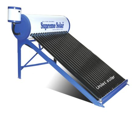 Supreme Solar 100 Ltr water heater
