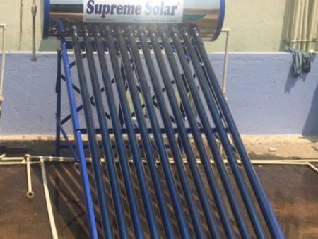 Supreme solar 165 GL