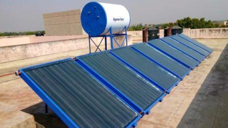 Supreme Solar 500 Pressurized Water Heater