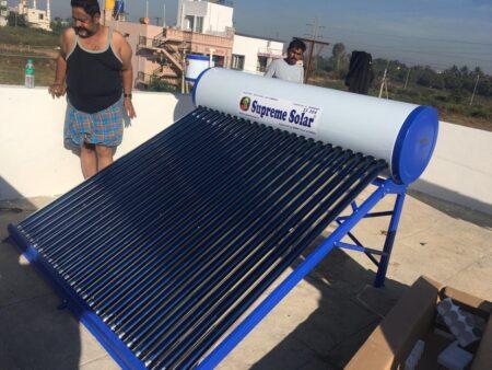 Supreme Solar 300 Ltr Price
