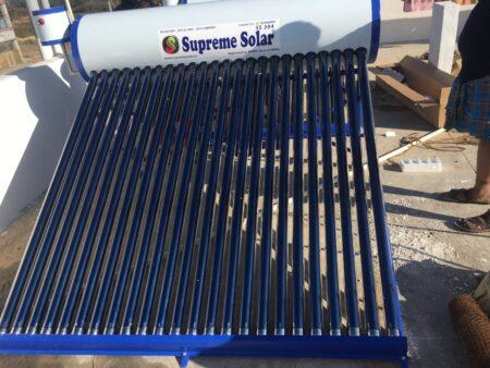Supreme Solar 250 Ltr Price