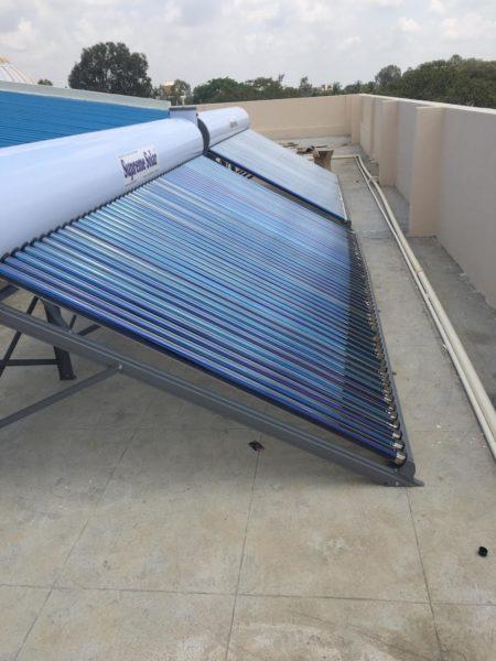 Supreme 500 LPD Solar Water Heater 1