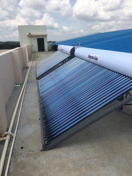 Supreme 500 LPD Solar Water Heater