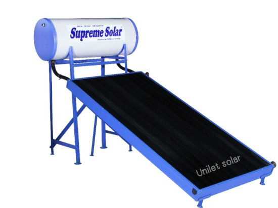 Supreme solar water heater FPC PC Model