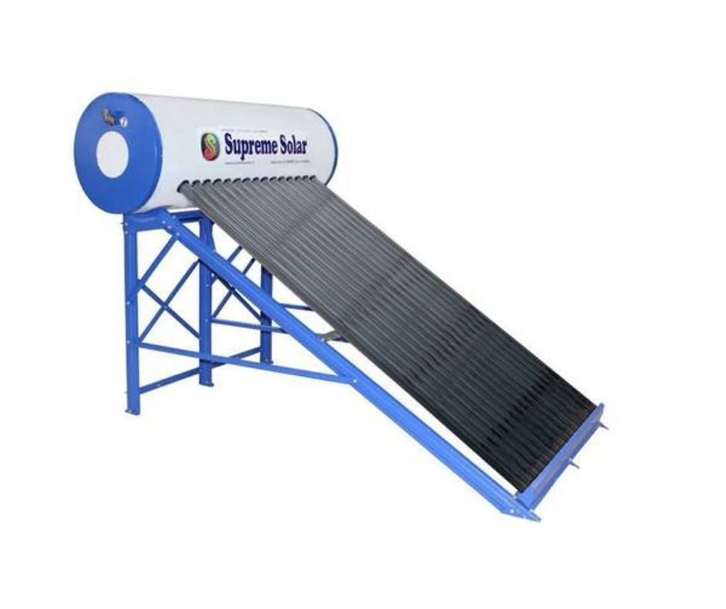 Glassline Solar Water Heater available from 110 , 165, 220 Ltrs capacity