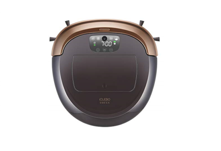 Omega house cleaning robot