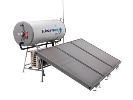 500 Ltrs Solarizer Hybrid