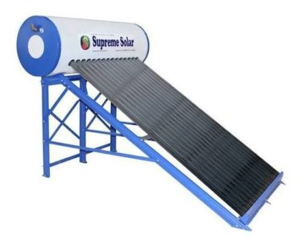 Supreme Solar Water Heater Glasslined system