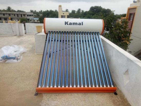 Kamal Solar water heaters