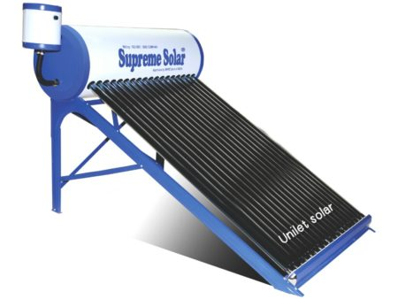 Supreme Solar 250 Ltr water heater