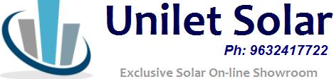 Unilet Solar Ph: 9632417722