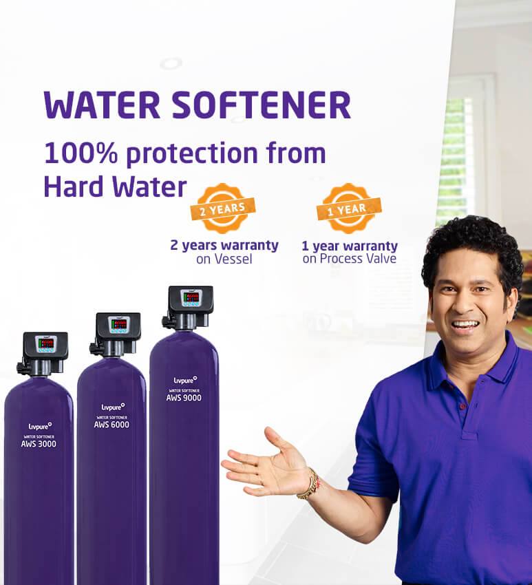 Water Softener and its uses