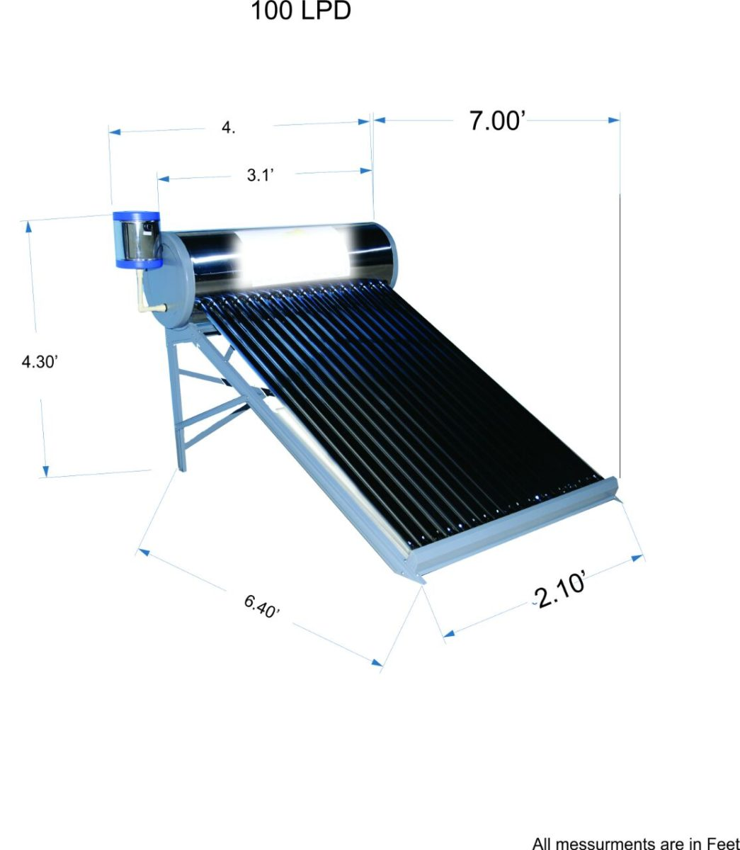 Guide to Solar Water Heater 1