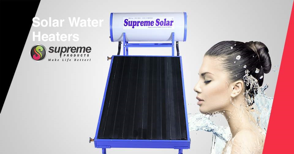 FPC Solar water hgeater