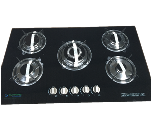 Supreme 5 Burner Gas Hob