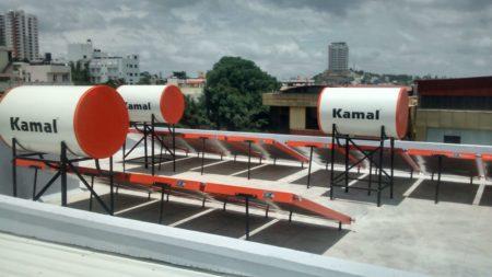 Kamal Solar 500 LPD FPC