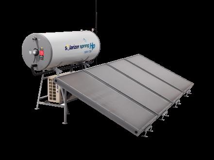 300 Ltrs Solarizer Hybrid