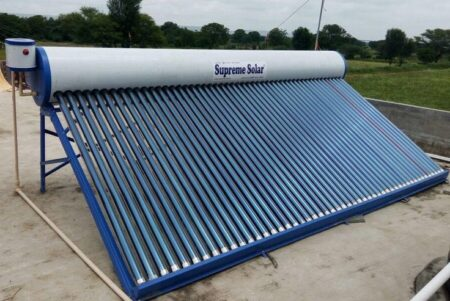 supreme solar 500 ltr water heater