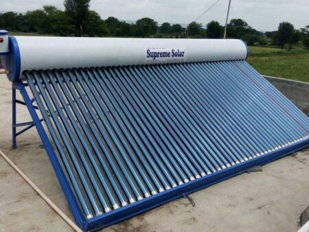 supreme solar 500 ltr water heater