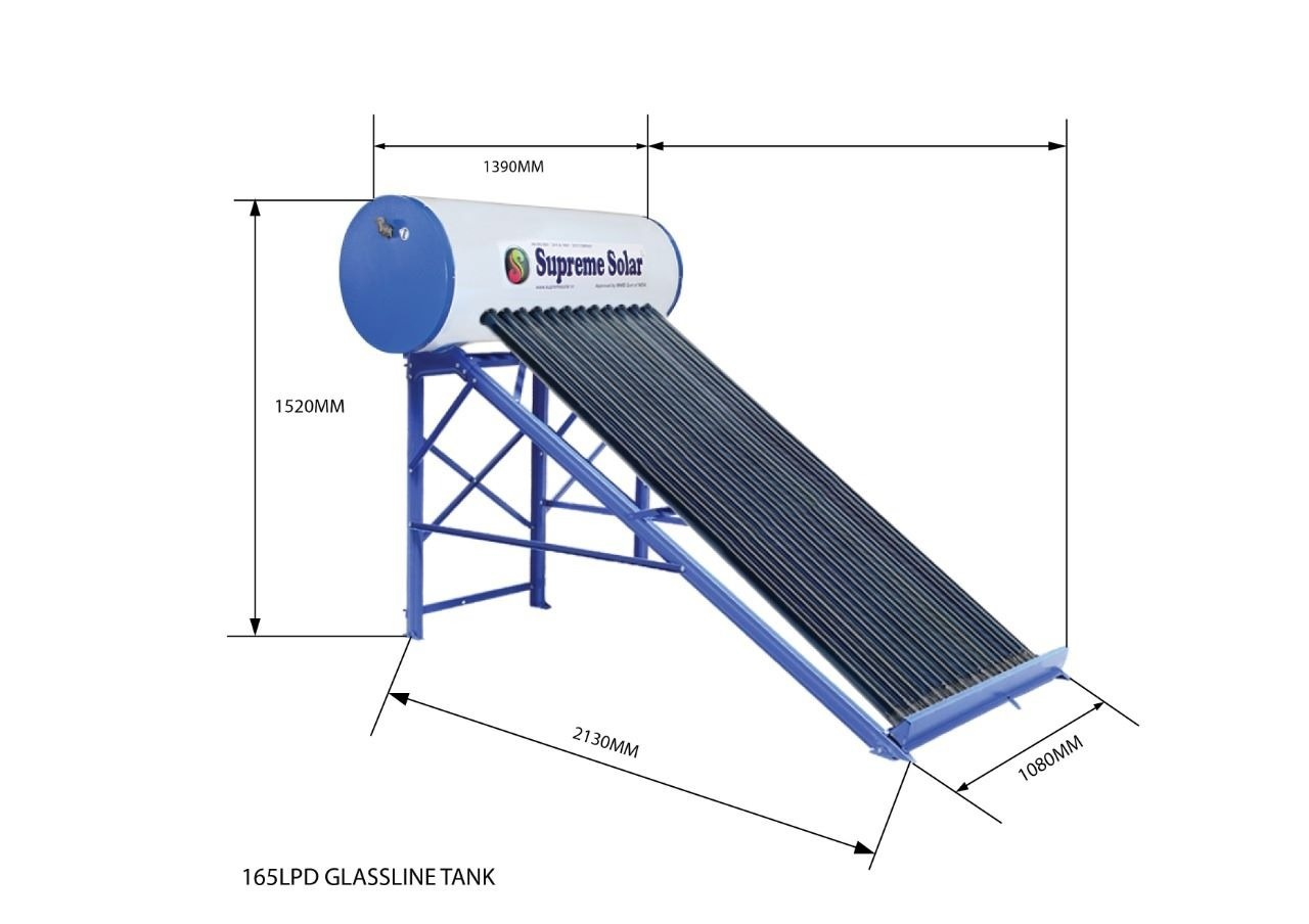 How to choose the right Solar Water Heater