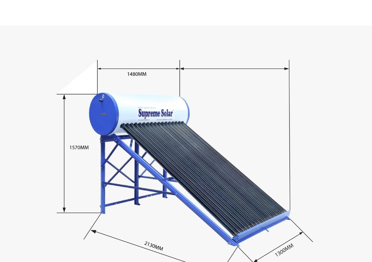 supreme solar 220 GL Specification
